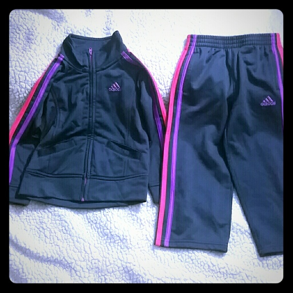 adidas youth sweat suits